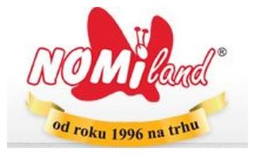 Zľavové kupóny Nomiland.sk