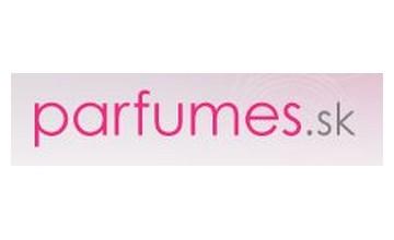 Zľavové kupóny Parfumes.sk
