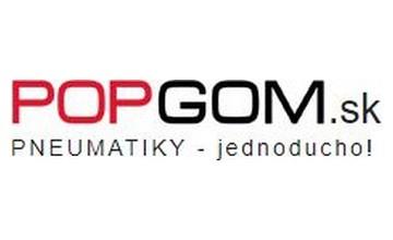 Zľavové kupóny Popgom.sk
