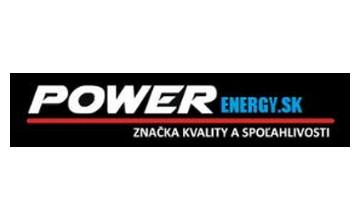 Zľavové kupóny Powerenergy.sk