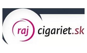 Zľavové kupóny Rajcigariet.sk