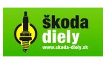 Zľavové kupóny Skoda-diely.sk