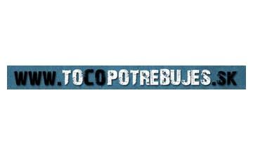 Zľavové kupóny Tocopotrebujes.sk