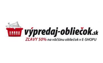 Zľavové kupóny Vypredaj-obliecok.sk