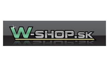 Zľavové kupóny W-shop.sk