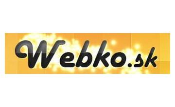 Zľavové kupóny Webko.sk