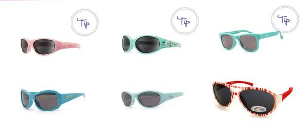 Detské okuliare