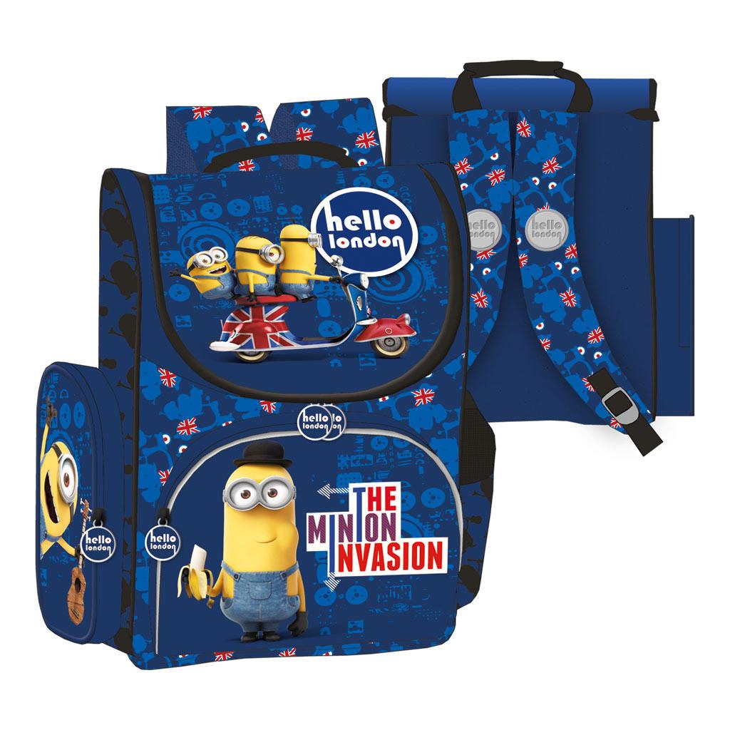 školská taška minion