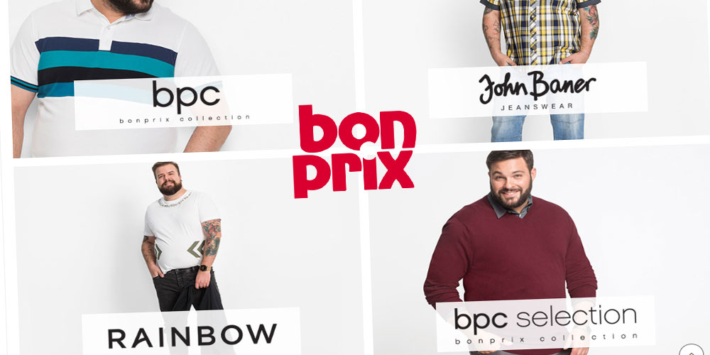 bonprix značky