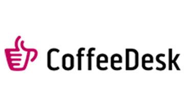 Zľavové kupóny Coffeedesk.com