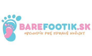 Zľavové kupóny Barefootik.sk