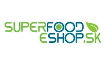Zľavové kupóny Superfoodeshop.sk